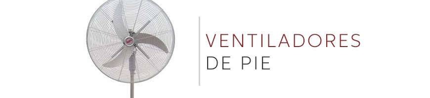 Ventiladores de pie - Akuna Decor