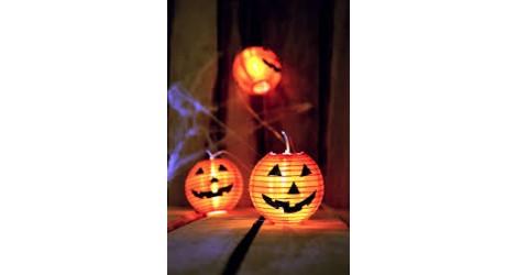 Iluminación perfecta y reutilizable: Halloween & Navidad